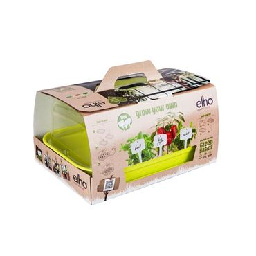 Elho Green Basics Kweekkit All in - Lime groen