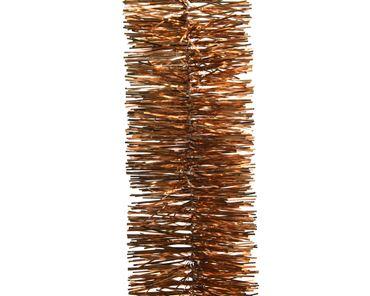 Decoris Guirlande slinger roestbruin 270cm