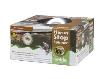 Heron stop spinner