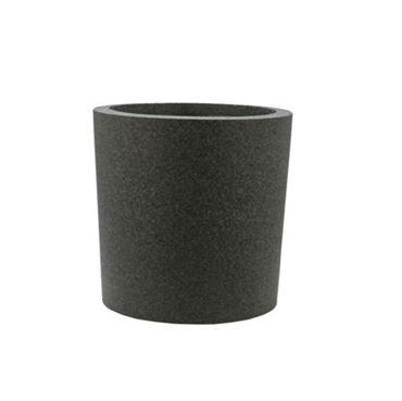 IQbana Pot Rond 32 cm Zwart - Sierpot