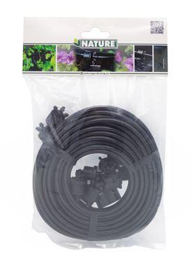 Druppelirrigatiesysteemset voor verticaal tuinierset