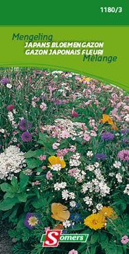 Japans bloemengazon