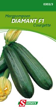 Somers Courgette 'Diamant F1'
