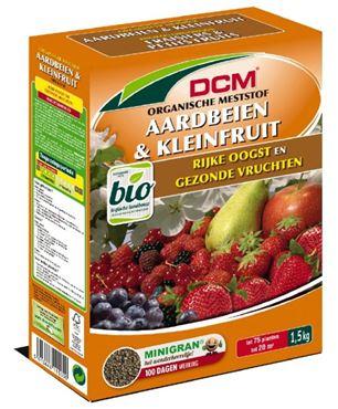 Meststof Aardbeien & Kleinfruit 1,5 kg - BIO