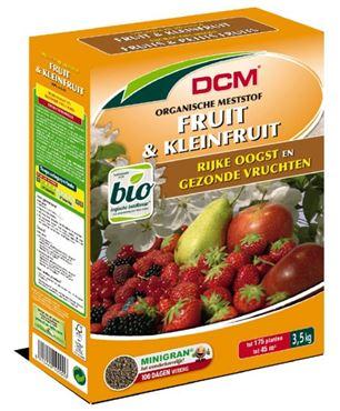Meststof Aardbeien & Kleinfruit 3,5 kg - BIO