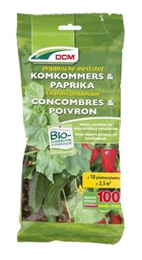Meststof Komkommers & Paprika 0,2 kg - BIO