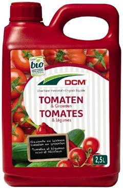 Vloeibare Meststof Tomaten & Groenten 2,5 L - BIO