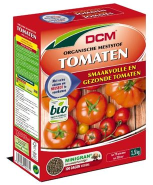 Meststof Tomaten 1,5 kg - BIO