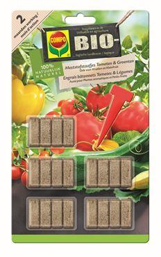 Bio Meststofstaafjes Tomaten & Groenten
