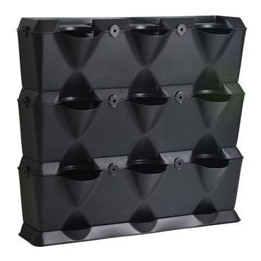 Minigarden Vertical Black