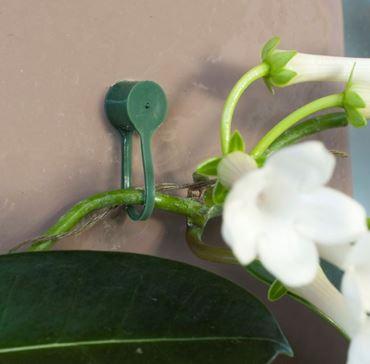 Plantenklemmen (groen) d 15mm 15x