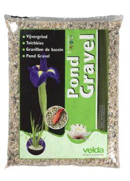 Pond gravel 4/6 mm 8 liter (100)