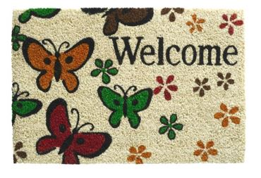 Ruco Print Welcome Butterfly 40x60cm