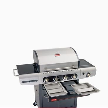 Barbecook Siesta 412 (Incl. Plancha)