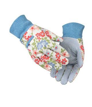 Tuinhandschoenen Gloves Caravan Daisy Soft Cotton L