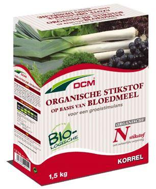 Organische stikstof op basis van bloedmeel 1,5 kg - BIO