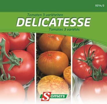 Tomaten delicatesse 3 var