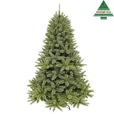 Forest Frosted Pine Blauw h155 Kunstkerstboom