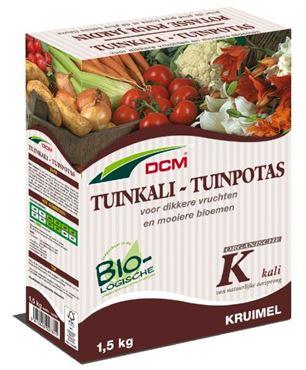 Tuinkali / Tuinpotas 1,5 kg - BIO