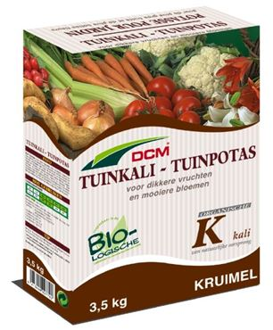 Tuinkali / Tuinpotas 3,5 kg - BIO